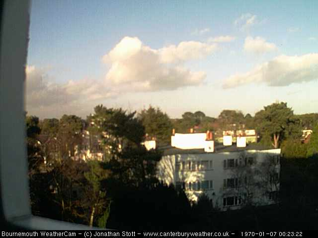 Bournemouth WeatherCam